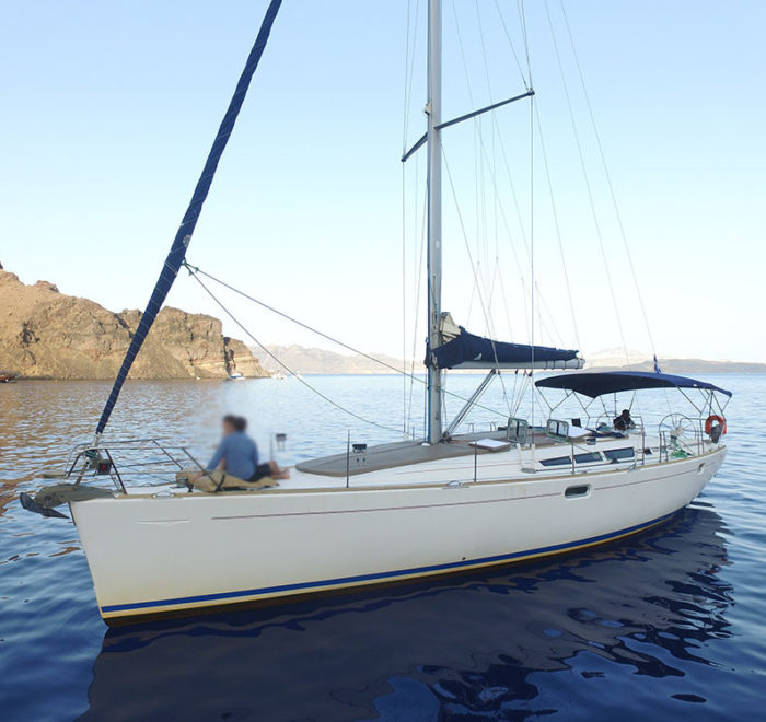 Santorini Exclusive Sailing